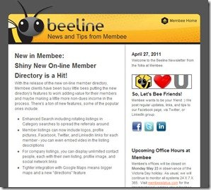 The Beeline 5-26-2011
